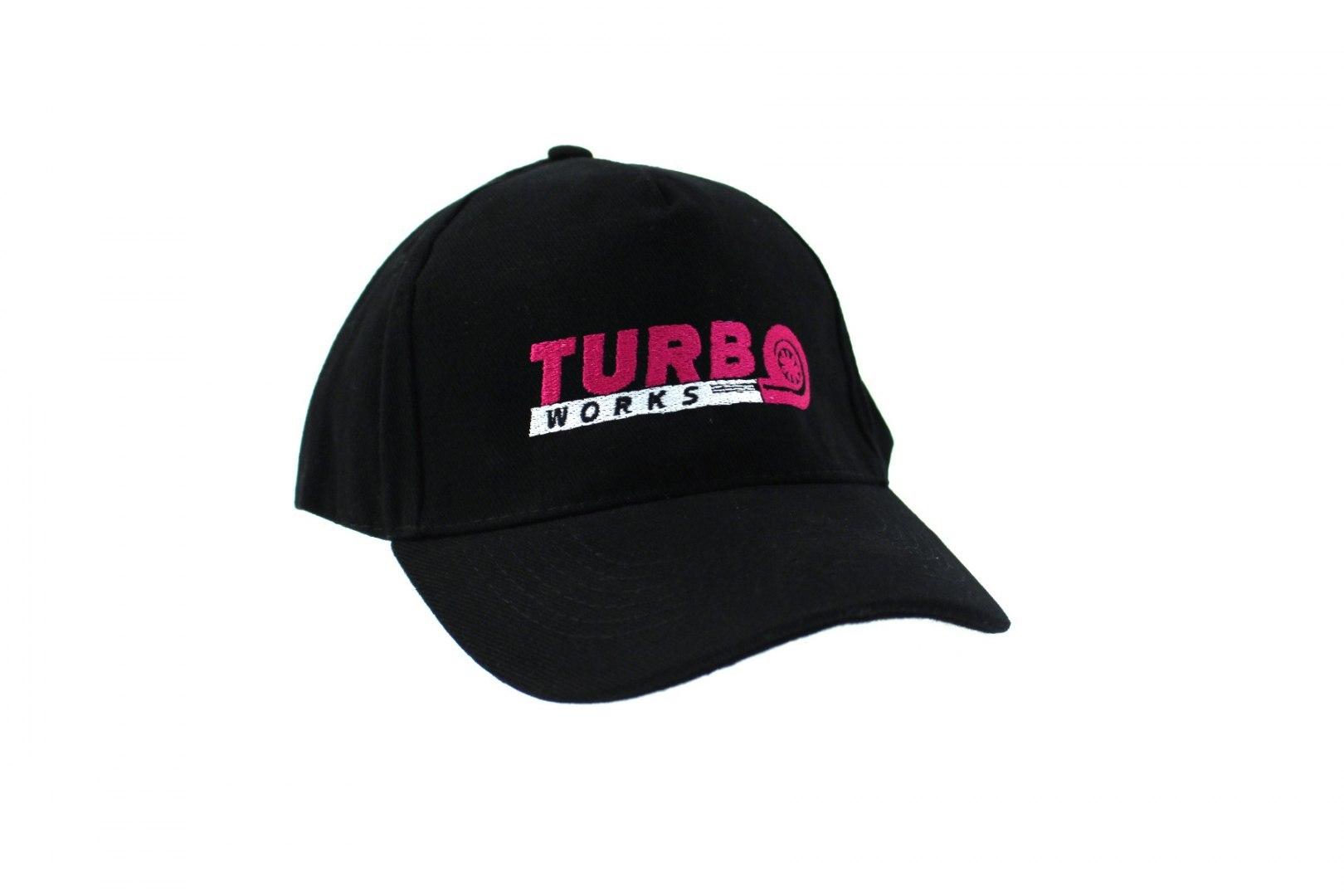 Czapka z daszkiem TurboWorks - GRUBYGARAGE - Sklep Tuningowy